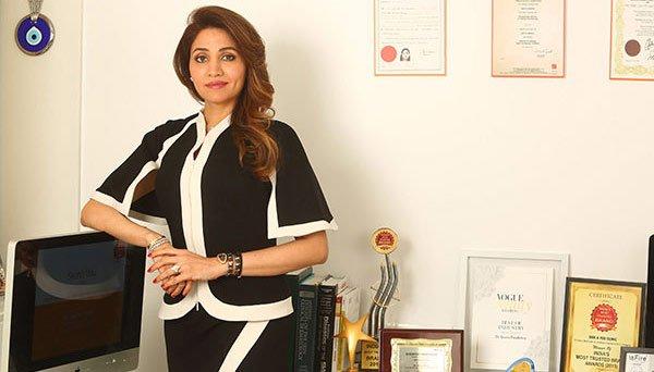 Dr. Geeta Mehra Fazalbhoy