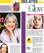 Dr Geeta's article in DNA on Moisturisers