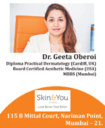 Skin and You Clinic in Mid Day
