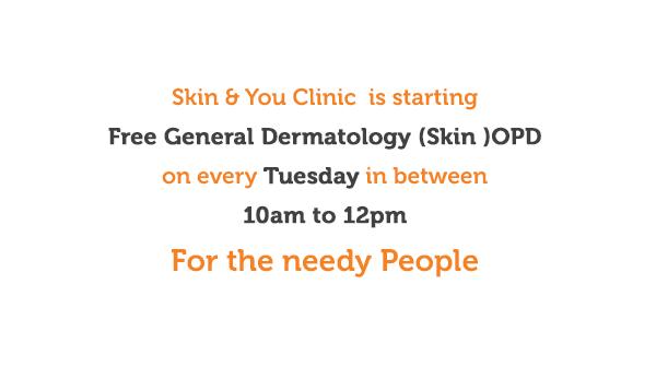 Free General Dermatology OPD