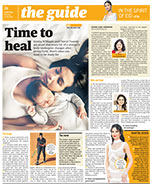 Time to Heal by Dr Geeta
